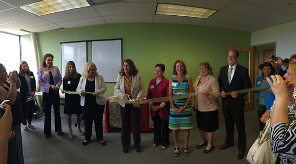 CWE NEW HAMPSHIRE RIBBON CUTTING CEREMONY